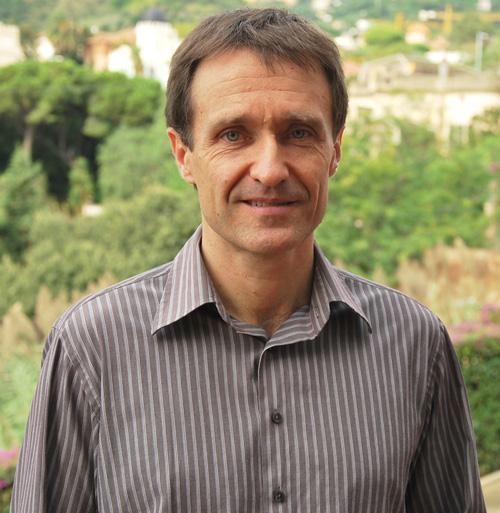 Pere Vall professor de l'ESARQ_UIC