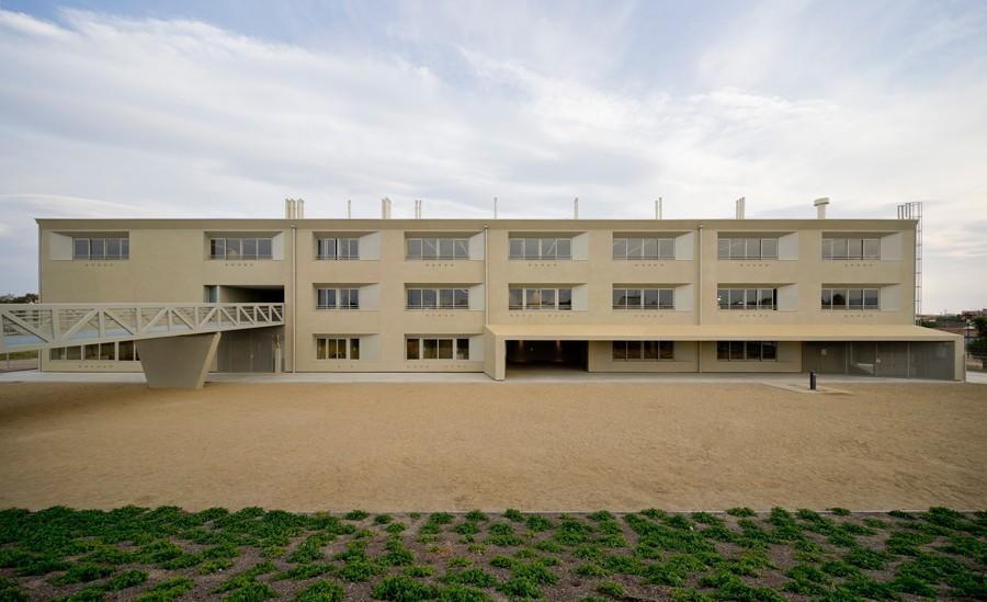 Escuela la Bòbila (Finalista de los premios FAD 2012)