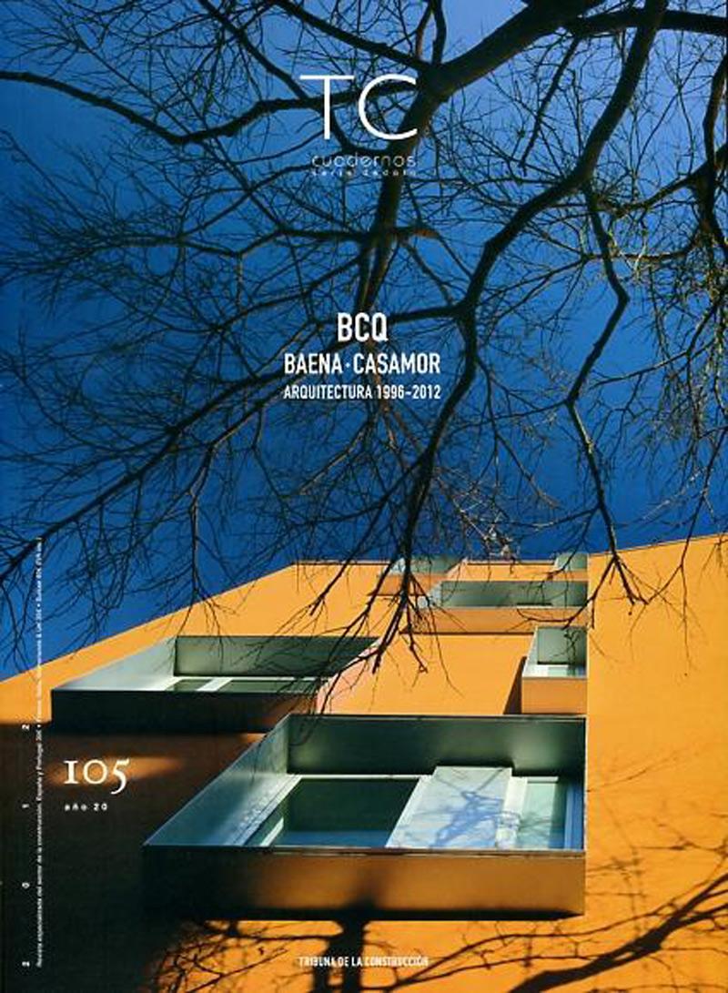 TC CUADERNOS Nº 105 · BAENA Y CASAMOR- BCQ