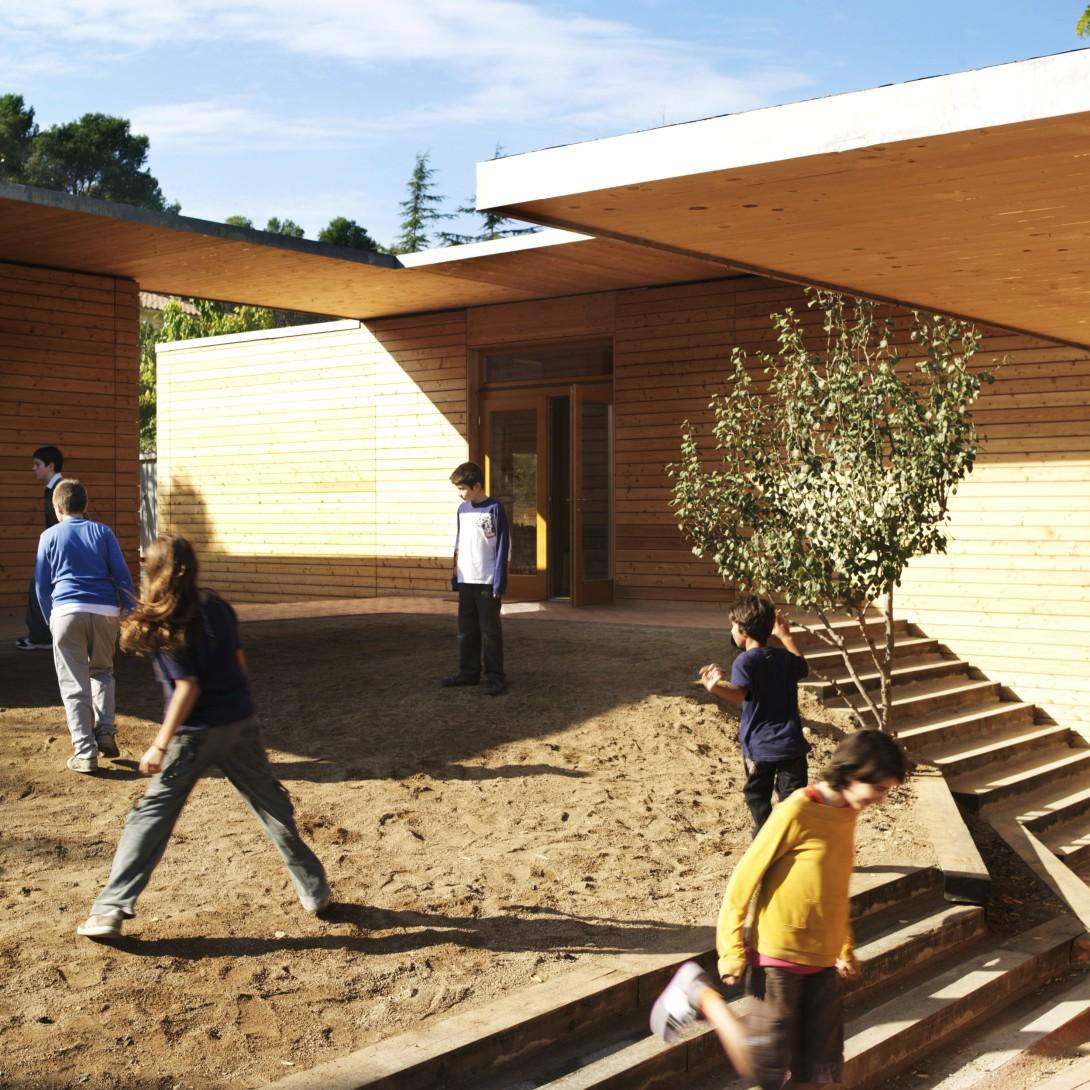 Escola Waldorf-Steinner el Til·ler, Bellaterra