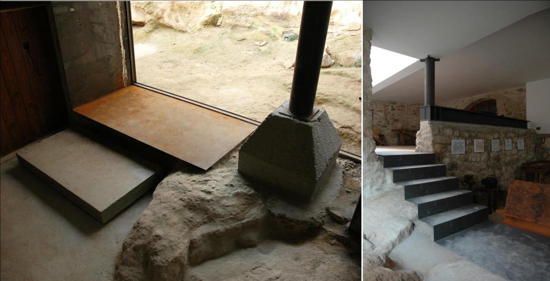 Ampliación del Museo Etnológico de Nonaspe (Zaragoza). Premio Ricardo Magdalena de Arquitectura 2012