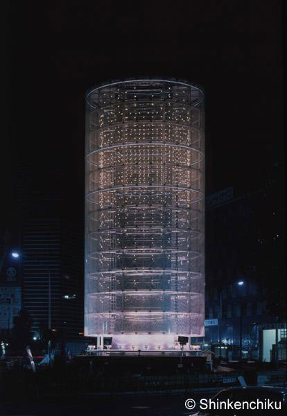 Torre de los vientos, Toyo Ito