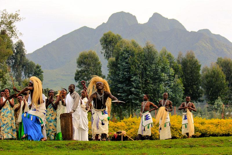 Baile Tradicional, Rwanda