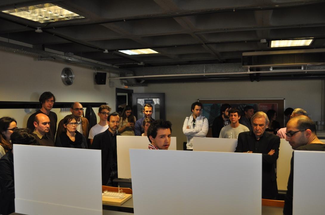 Jury Composición 4. Architectural Culture& Critical Review Profesores: Diane Gray, Guillem Carabí Jury: Mario Corea, Alberto Estévez, Daniel Wunsch