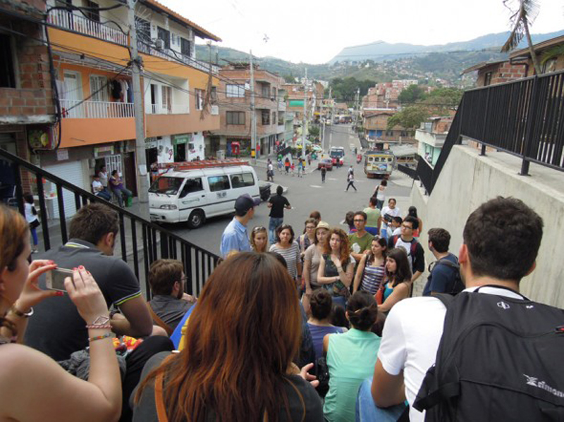 Trip to Medellin, Colombia.