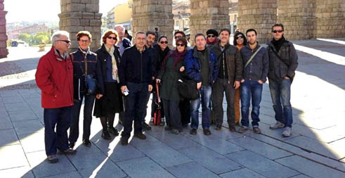Taller Segovia