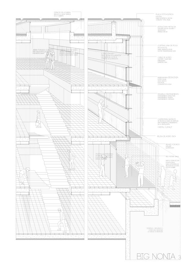 Panel Axonométrica Propuesta