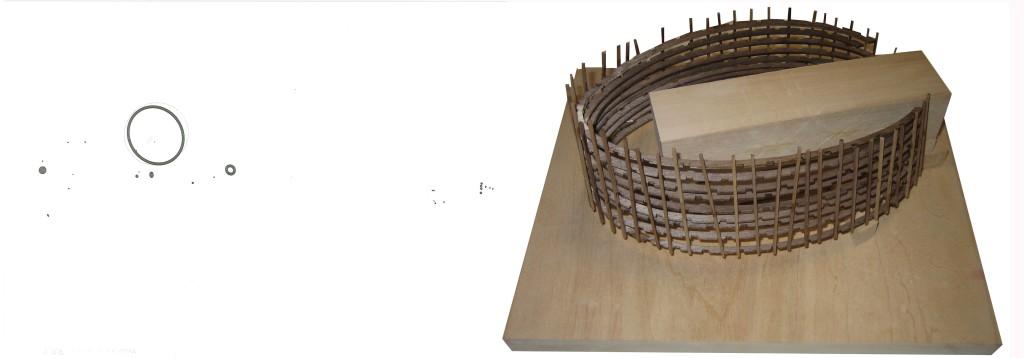 _diagrama+maqueta_parc_recerca_biomädica_marina_bar¢