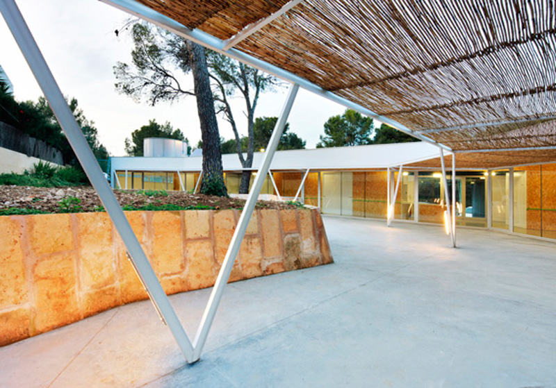 © Flexoarquitectura. Centro de día. Palma, 2010.