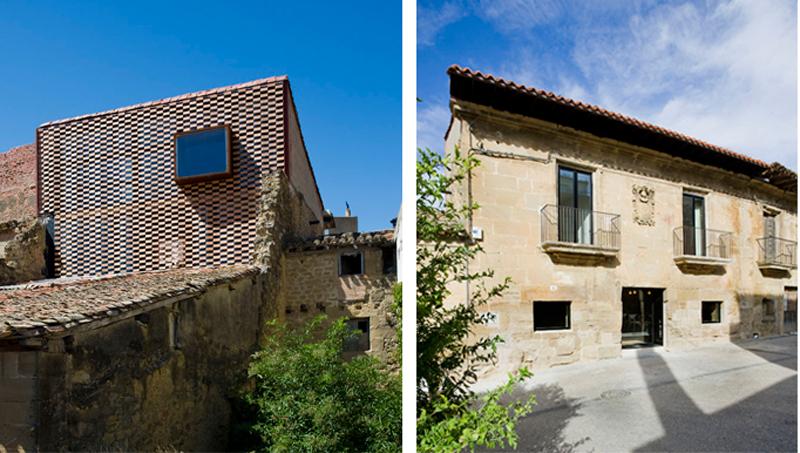 © Casa rural el cobijo. La Rioja, 2007-12
