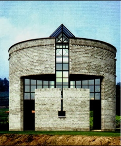 Casa Rotonda. Suiza, 1981.