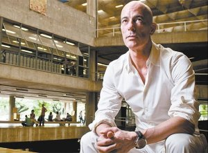 Jacques Herzog. Photo Courtesy of Leticia Moreira/Folha Imagem
