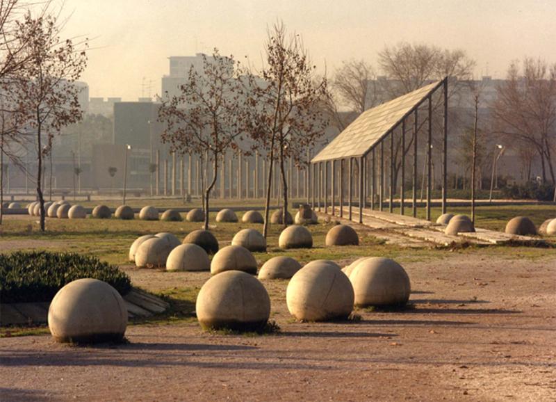 Parc del Besós, Sant Adrià.
