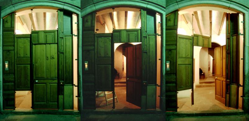 © BOPBAA. Habitatges Escudellers. 1997