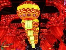 Festival de Fanals Xinesos al Parc del Fòrum