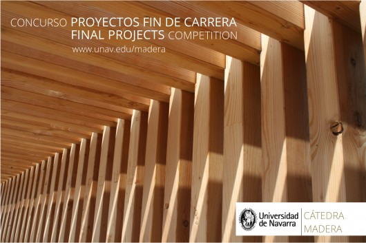 III Concurso Cátedra Madera (PFC)