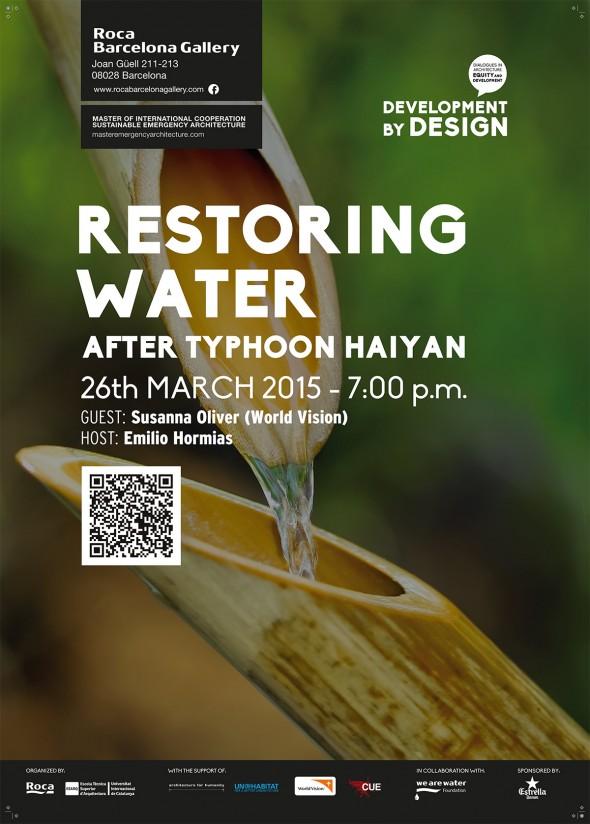 restoring water