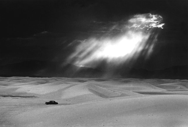 White Sands, New Mexico, 1952