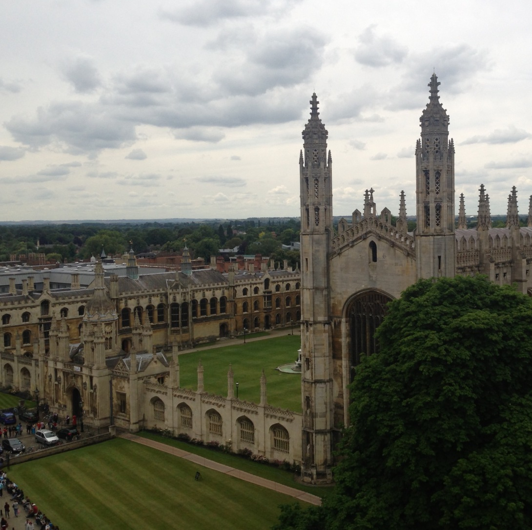 Kings college and chapel_cambridge