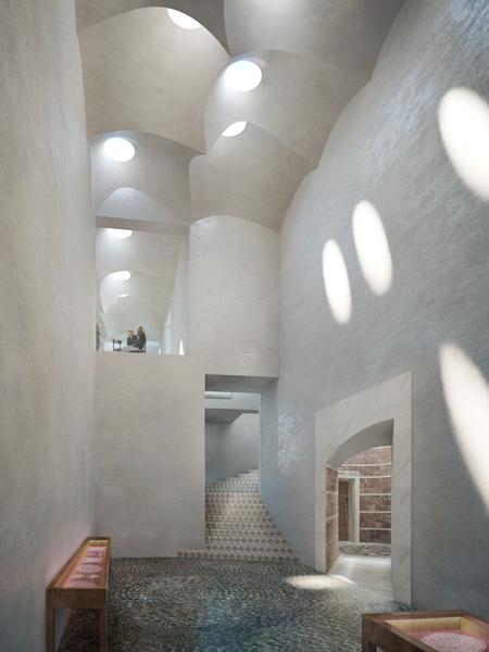 Umbau Villa Maraini. Wettbewerb, 1. Preis