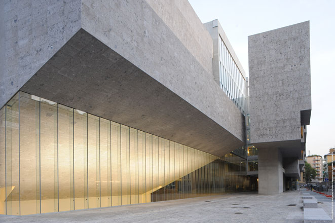 Universita Luigi Bocconi_Grafton Architects