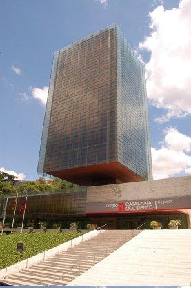 Edificio Castelar (1975) Madrid (Madrid)