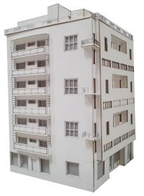 maqueta 1_habitatges Montaner