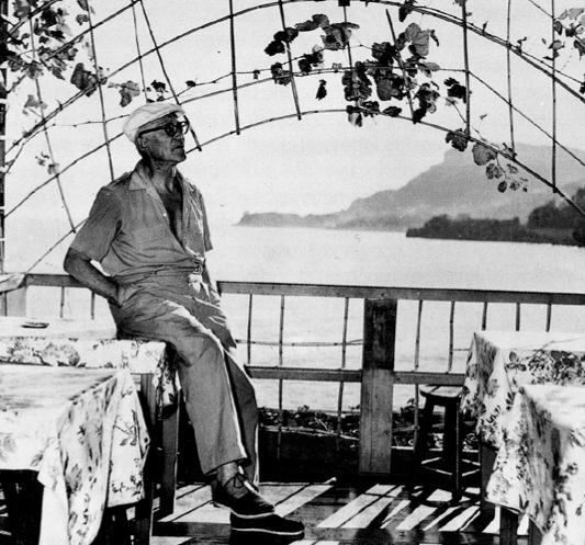 Foto Le Corbusier's Cabanon de @atelierjournal
