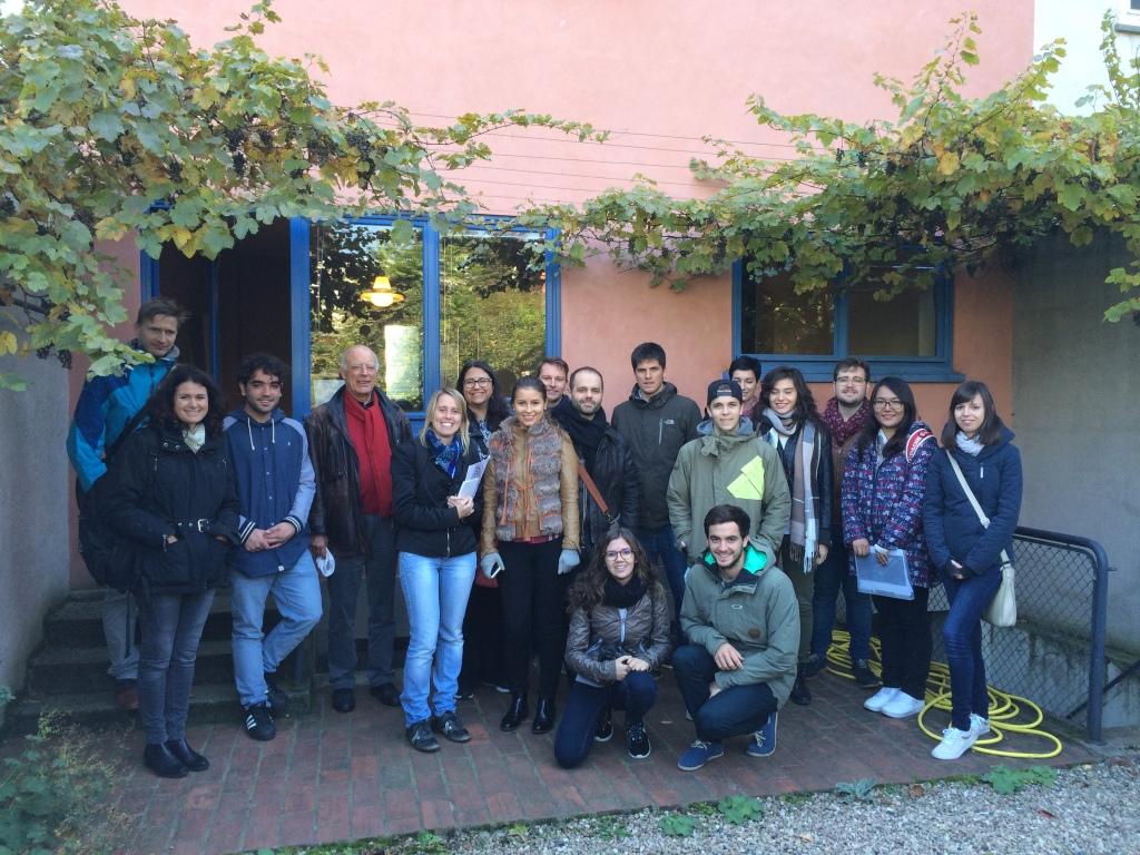 romerstadt 3 foto grupo