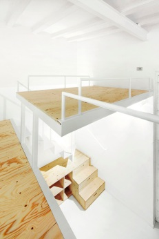 Born Housing, Barcelona, Spain