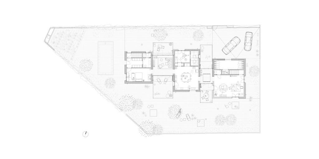 Casa 1101, Sant Cugat, Spain