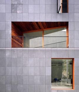 Habitatges 137, Granollers, Spain - Photo © Starp Estudi