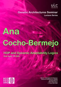 Genetic Architectures Series: Ana Cocho-Bermejo