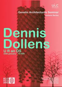 Genetic Architectures Series: Dennis Dollens