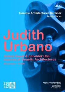 Genetic Architectures Series: Judith Urbano