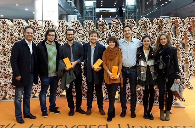 Premiados CEVISAMA 2016