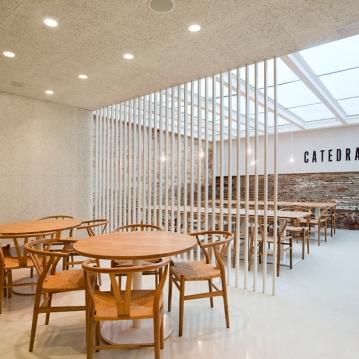 Blur Arquitectura: Restaurante Catedral