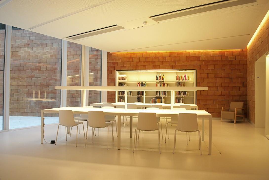 Biblioteca Sant Gervasi - Joan Maragall
