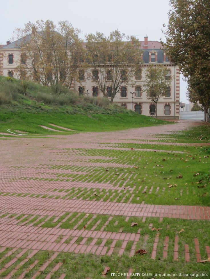 Jardin Niel en Toulouse Michèle & Miquel