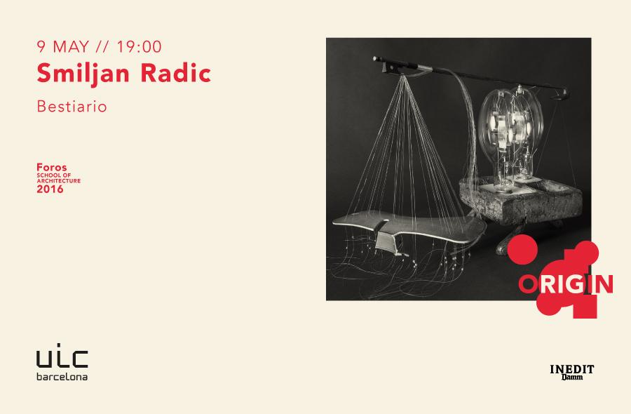 Foros 2016: Smiljan Radic