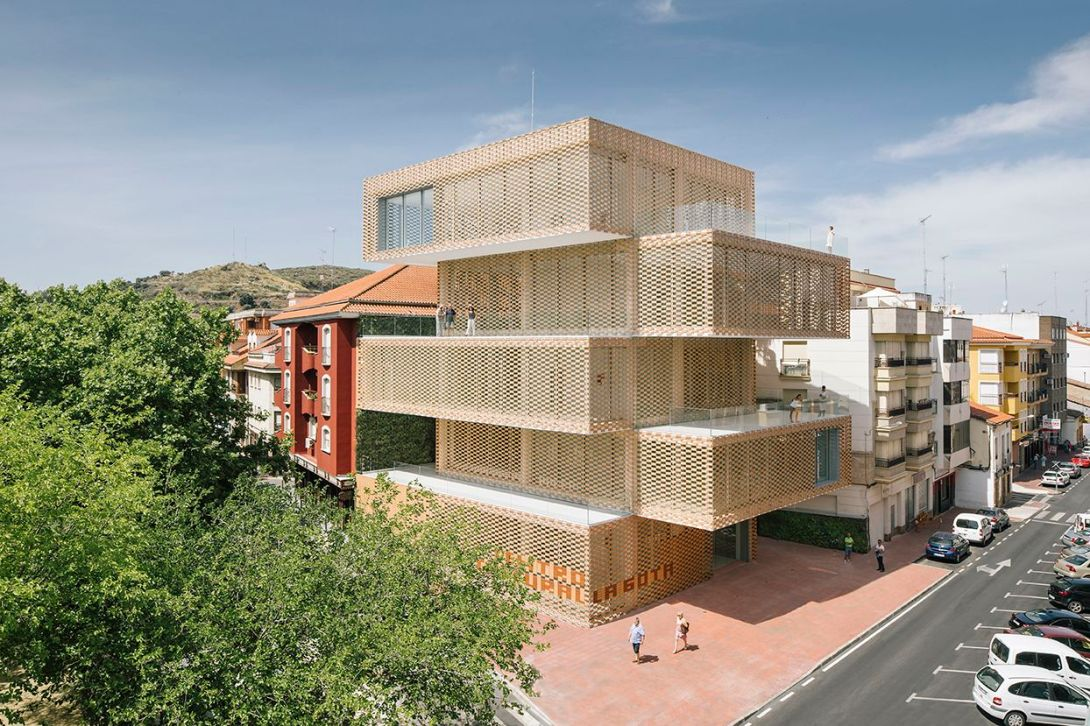 Centro Cultural La Gota en Navalmoral de la Mata (Cáceres), Losada & Garcia arquitectos