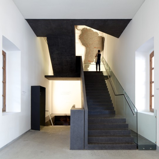 Renovation of the Chilean Museum of Pre-Columbian Art