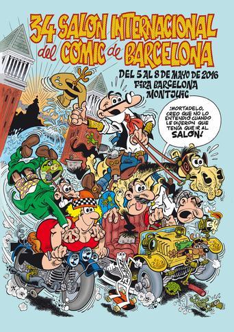 Salón del Comic Barcelona